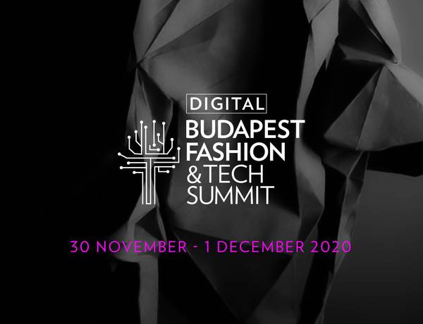 related article image - Digital Budapest Fashion & Tech Summit 2020