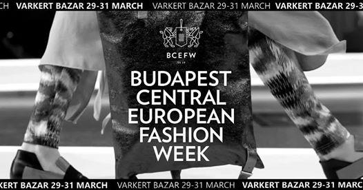Márciusban ismét Budapest Central European Fashion Week